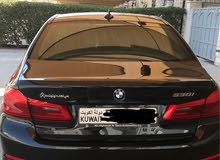 km mileage BMW 530 for sale