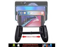 Generic PUBG L1R1 S Model زناد أسود + EGG لوح ألعاب - للهواتف الذكية
