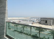 للإيجار شقة جديدة وكبيرة نص فرش في درة البحرين