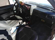 Manual Blue Volkswagen 1987 for sale