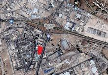 من المالك - للايحار أرض في ماركا صناعات خفيفة على شارع الملك عبدالله الأول