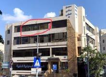مكتب / عياده للبيع  او للايجار شارع الخالدي بسعر مغري