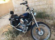 2013 1200 cc Sportster 72
