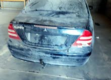 Mercedes Benz C 200 car for sale 2001 in Misrata city