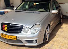 Mercedes Benz E 320 car for sale 2004 in Muscat city