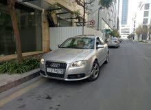 Audi A4 2008 For sale - Silver color