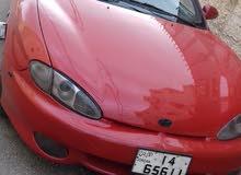Red Hyundai Tiburon 1996 for sale