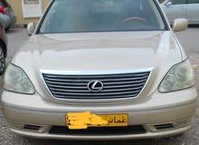 سيارة للبيع لكزس LS 430