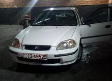 Honda Civic 1997 For sale - White color