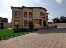 Villas Homes for rent in Al Ain consists of: More Rooms and More than 4 Bathrooms
