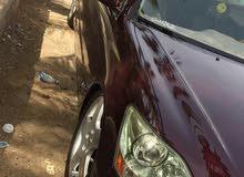 Lexus LS car for sale 2005 in Al Mudaibi city