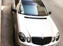 مورسيدس E500 موديل 2002