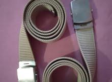 حزام قماش طول 110عرض 4سم