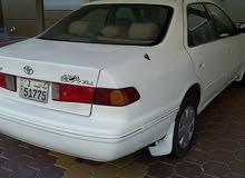 للبيع سياره كامري 2001 بحاله جيده