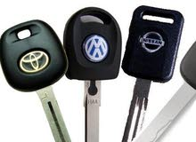 فني مفاتيح وريمونتات لجميع انواع السيارات