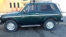 لادا نيفا 4×4 موديل 1998 للبيع