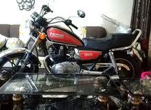 Suzuki motorbike made in 1981