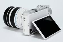 NX300 Camera New Condition Never used - White Color - كاميرا جديده