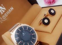 اشتري طقم ساعة نساءي مع طقم ساعة رجالي