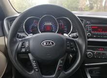 Gasoline Fuel/Power   Kia Optima 2011