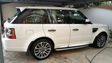 1 - 9,999 km Land Rover Range Rover Sport 2011 for sale