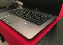 لابتوب اتش بي HP ProBook i7 الجيل الرابع عيب لا حالته ممتازة مع كافة ملحقاته