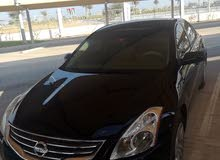 Black Nissan Altima 2012 in Good Condition for Sale