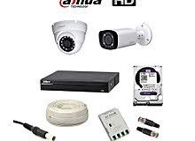 كاميرات المراقبة بيع وتركيب وتطبيق