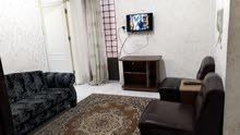 شقة غرفه وصالة مفروشة للايجار  (اشارة المنهل)