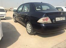 Automatic Blue Mitsubishi 2012 for sale