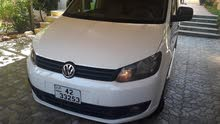 Volkswagen Caddy car for sale 2011 in Amman city