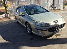 Peugeot 407 car for sale 2005 in Amman city