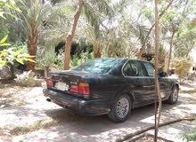 BMW 525 موديل 1991