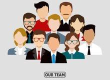 مطلوب موظف / موظفة تسويق ومبيعات تصميم البرامج والتطبيقات والمواقع الالكترونية