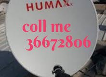 Humax dish and 3lnb good cable and all fixcen coll me now bro