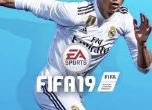 شريط FIFA 19 سوني4