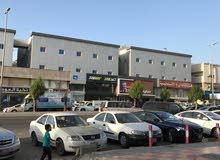 شقة للايجار بالسامر شرق الياسمين مول مبنى تجاري ( صب وي ...وفادان )