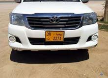 Manual Toyota 2013 for sale - Used - Ajdabiya city