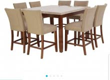8 seater dining set from home box
