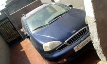 Automatic Blue Daewoo 2004 for sale