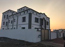 مبنى كامل للبيع ( فيلا وثلاث شقق) حاليا مؤجر.