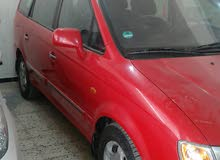 Hyundai Trajet 2008 For sale - Red color