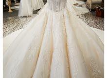 تفصيل فساتين زفاف بأرخص الاسعار
