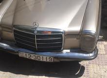 Manual Beige Mercedes Benz 1975 for sale