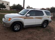 Toyota Sequoia car is available for sale, the car is in Used condition