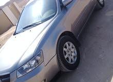 Grey Hyundai Sonata 2007 for sale