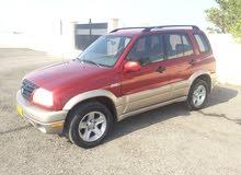 Suzuki Vitara 2003 For sale - Red color