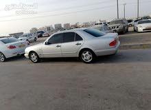 +200,000 km Mercedes Benz E 240 1998 for sale