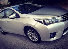 Per Month rental 2014AutomaticCorolla is available for rent