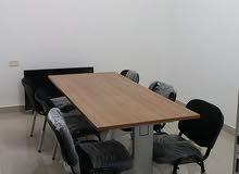 طاولة مكتب ايطالية تمشي حتي اجتماعات